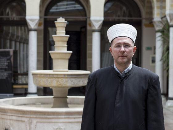 hfz. dr. Kenan Musić/Foto: klix.ba
