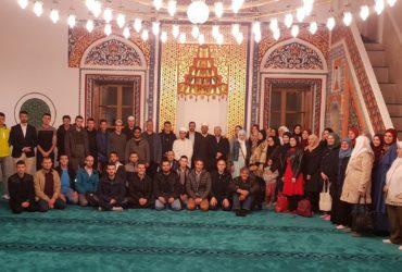 Članovi Mreže mladih MIZ Sarajevo posjetili Aladža džamiju