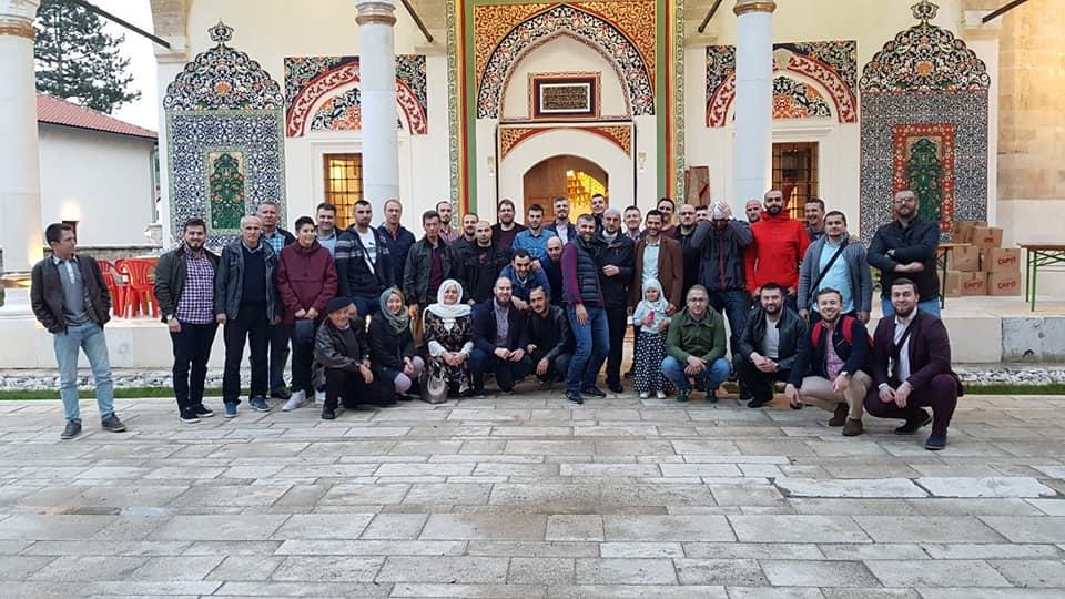 Džemat Careve – Sultan Fatihove džamije: Posjeta Aladži i podjela hedija povratnicima