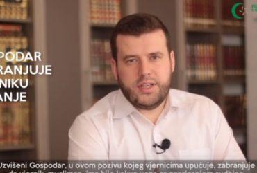 Poziv vjernicima (14) – Zabrana gatanja – hafiz Ammar Bašić