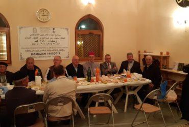 Tradicionalni iftar u džematu Kijevo