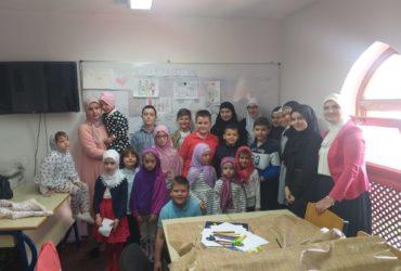 Džemat Soukbunar: Organizovana ramazanska radionica za polaznike mekteba