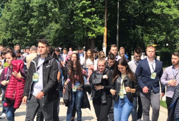 Upriličena 2. Memorijalna šetnja Mreže mladih povodom Dana šehida