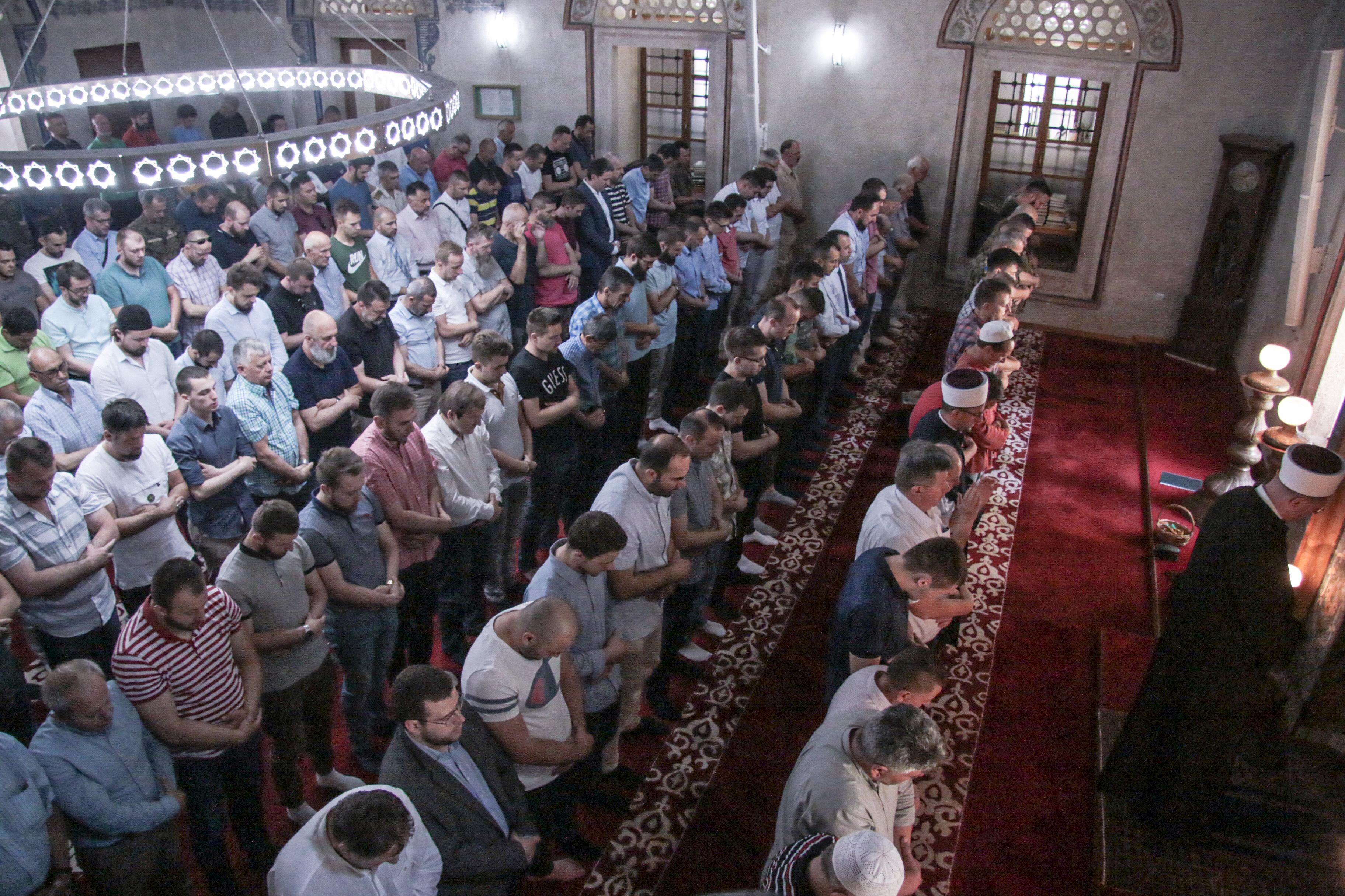 MIZ Sarajevo: Klanjana dženaza-namaz u odsutnosti dr. Muhamedu Mursiju