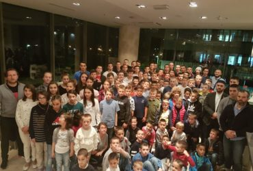 "Iftar za članove, prijatelje i saradnike ON1 kluba te polaznike programa ""Mekteb i Džudo"""