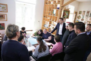 """Mreža mladih Stari Grad: Posjeta JU Zavod za specijalno obrazovanje i odgoj djece """"Mjedenica"""""""
