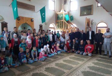 Ramazanske radosti u džematu Raštelica