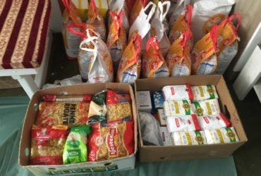 17 godina akcije prikupljanja pomoći u prehrambenim artiklima i sredstvima za higijenu potrebnima u džematu Vogošća