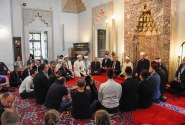 Prigodnim vjerskim programom na Kovačima i u Gazi Husrev-begovoj džamiji obilježena godišnjica pokušaja puča u Turskoj