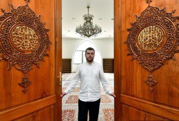 """Hutba hafiza Ammara-ef. Bašića: """"Živite na dunjaluku dostojanstveno"""" – Istiklal džamija 19.7.2019."""