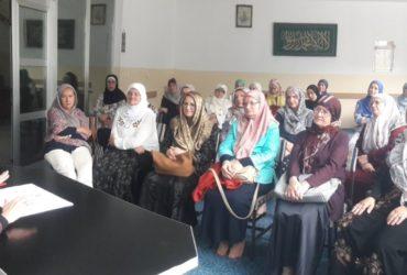 Održane edukativne tribine za buduće hadžinice sa područja Medžlisa Sarajevo