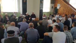 Upriličena tradicionalna dova i mevlud u džematu Crna Rijeka