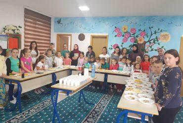 Ljeto u šeheru: Ljetni kurs engleskog jezika u džematu Teftedarin do