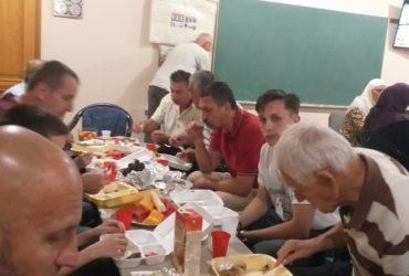 Džemat Sedrenik: Zajednički iftar na dan Arefata