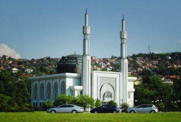Centralna bajramska svečanost u Istiklal džamiji