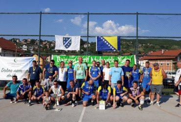 Bajramski malonogometni turnir i narodno veselje u dzematu Zabrđu