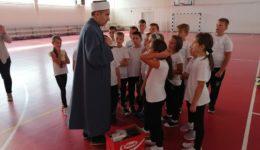 """Džemat """"Nova džamija"""" Hrasnica: Druženje sa učenicima povodom Dana Ašure"""
