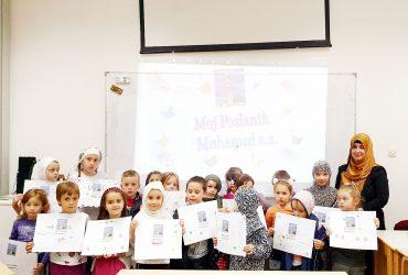 Džemat Dobrinja 3B: Radionica za djecu i redovno druženje za žene