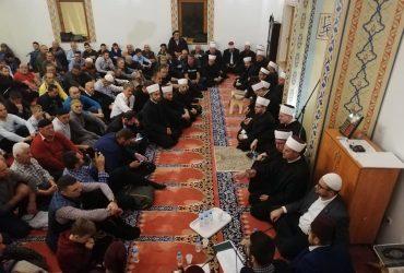 Upriličene centralne mevludske svečanosti u općinama Novi Grad, Pale-Prača i Trnovo