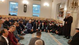 Predavanjem u Fojnici glavni imam MIZ Sarajevo okončao mevludske posjete svim medžlisima Muftijstva sarajevskog