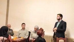 """Mreža mladih Ilidža upriličila mevlud i posjetu Domu penzionera """"GREEN"""""""