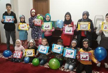 Mekteb Plus Sultan Fatihove – Careve džamije: Radionica povodom mjeseca rebiu-l-evvela
