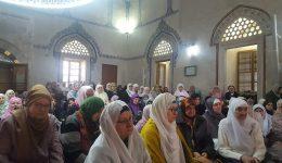 Održan centralni mevlud za žene u Sultan Fatihovoj – Carevoj džamiji