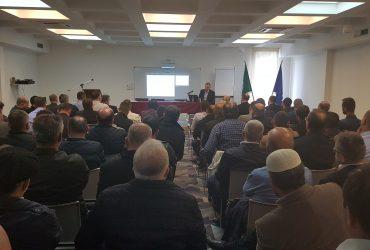 """Prof. dr. Almir Fatić o """"Imamu El-Maturidiju i njegovom Te'vilatu"""" na seminaru sarajevskih imama"""