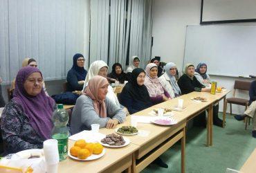 Džemat Dobrinja 3b: Redovno druženje za žene i radionice za djecu