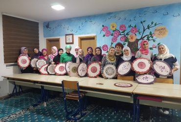 Kreativna radionica za aktivistkinje džemata Teftedarin do