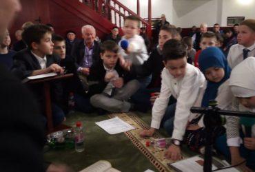 Prvi rebiu-l-evvelski mevlud u Bosanskoj džamiji u džematu Alipašino C faza