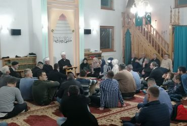 Džematsko druženje i predavanje hafiza Ammar-ef. Bašića u džematu Briješće Brdo