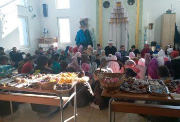 Džemat Grivići upriličio dvije mevludske svečanosti povodom rođenja Muhammeda, a.s.