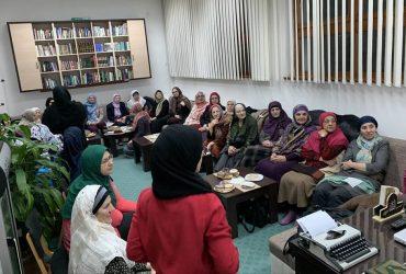 Džemat Grbavica II: Druženje za žene i predavanje o hidžami dr. Ehlimane Mušija