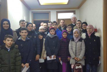 Prijem za polaznike Škole hifza MIZ Sarajevo: Kur'an ti neće dati sebe, dok mu se ti ne daš