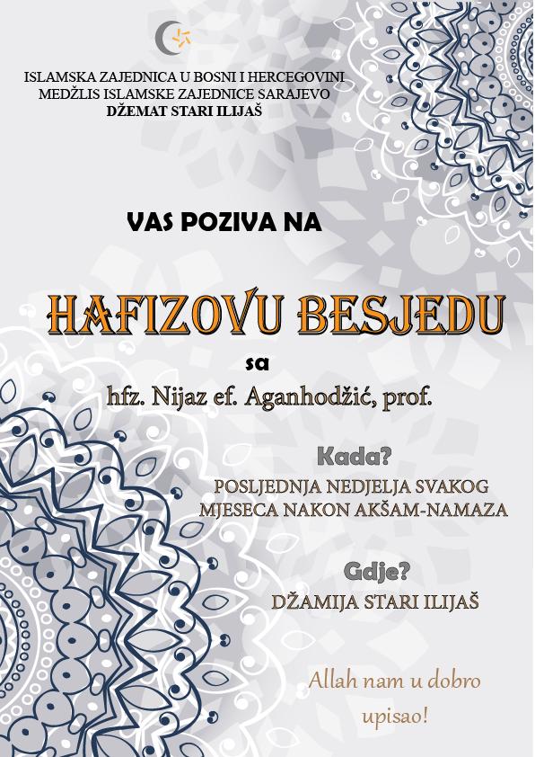 Hafizova besjeda