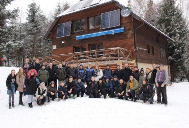 Planinarski dom Kraljevac: Kampovanje i druženje članova Mreže mladih Hadžići