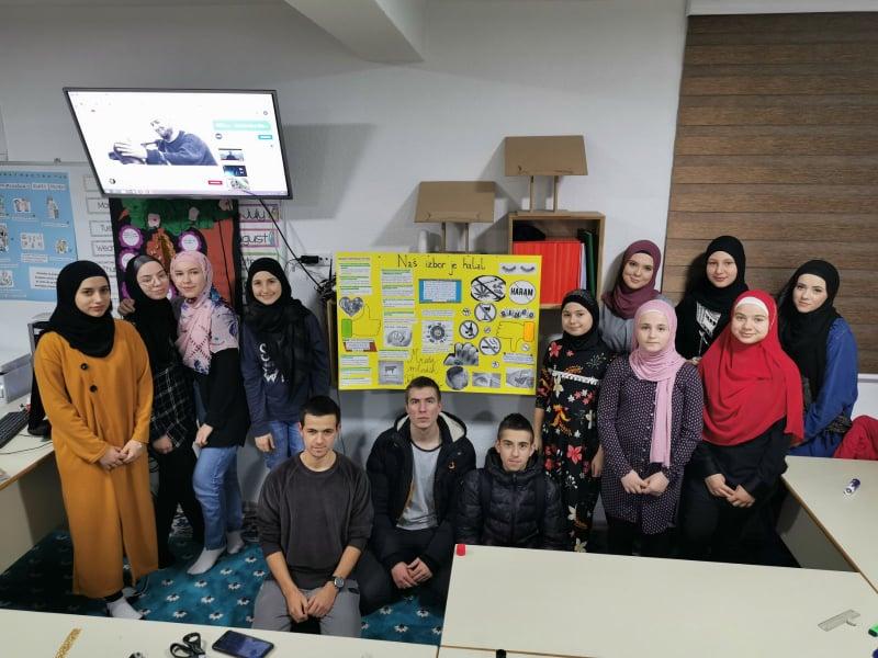 U džematu Teftedarin do upriličene značajne aktivnosti na polju edukacije mladih