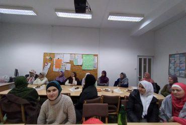Džemat Dobrinja 3b: Redovno mjesečno druženje za žene i radionice za djecu