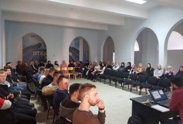 Istiklal džamija: Realizovano druženje članova Mreže mladih Novi Grad i Mreže mladih Ilidža