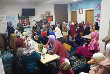 Predavanje i druženje za žene u  džematu Teftedarin do
