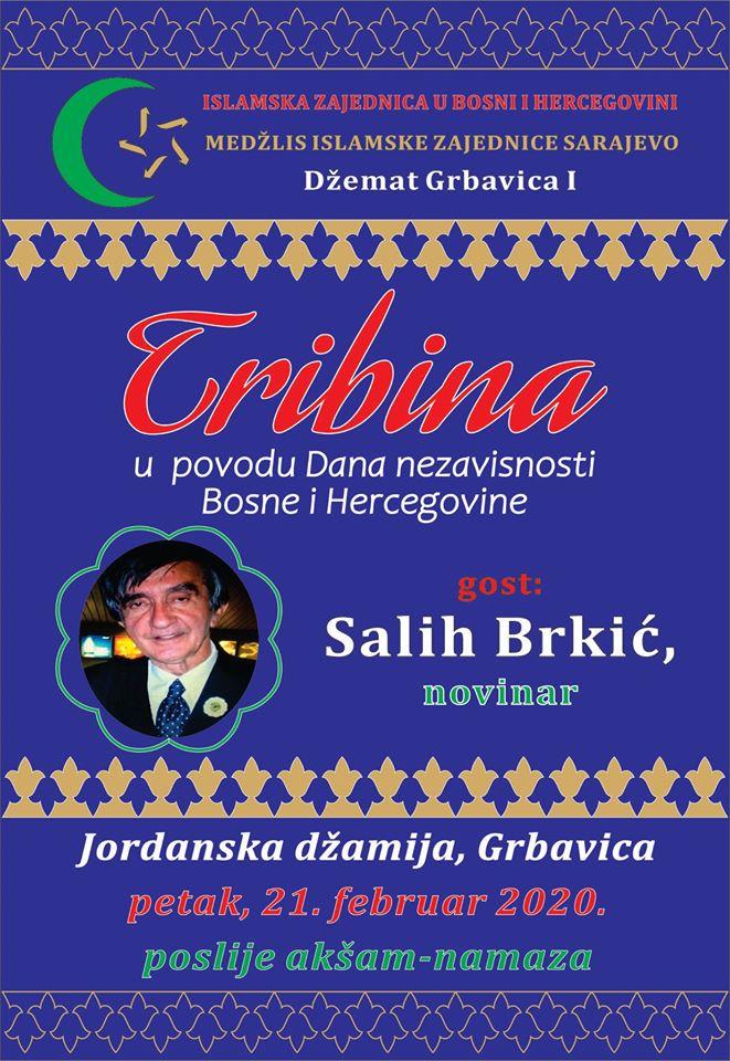 Tribina u povodu Dana nezavisnosti BiH