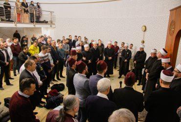 Prigodnim programom u džamiji na Ciglanama obilježena Lejletu-r-regaib, noć dova, želja i nade
