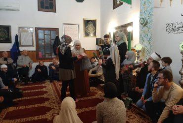 Svečana promocija i hatma 19 novih učača Kur'ana Časnog u Lubinoj džamiji