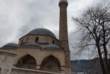 Otvaranje restaurirane Baščaršijske džamije 21. marta