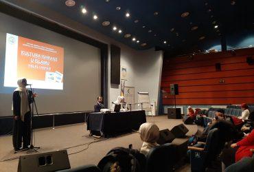 """Četvrto predavanje iz ciklusa """"Stazama čestitih"""": Dr. Mirsad Arnautalić govorio o """"Kulturi ishrane u islamu"""""""