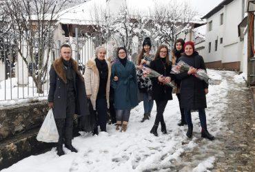 Mladi džemata Lubine džamije: Podjela ruža i halve u povodu dolaska učajluka i mubarek noći