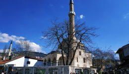 Odgođeno otvaranje restaurirane Baščaršijske džamije