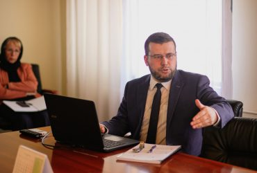 Na Fakultetu islamskih nauka magistrirao pomoćnik glavnog imama hafiz Ammar-ef. Bašić