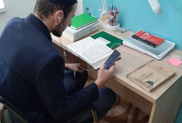 Online mektebska nastava u džematu Crna Rijeka